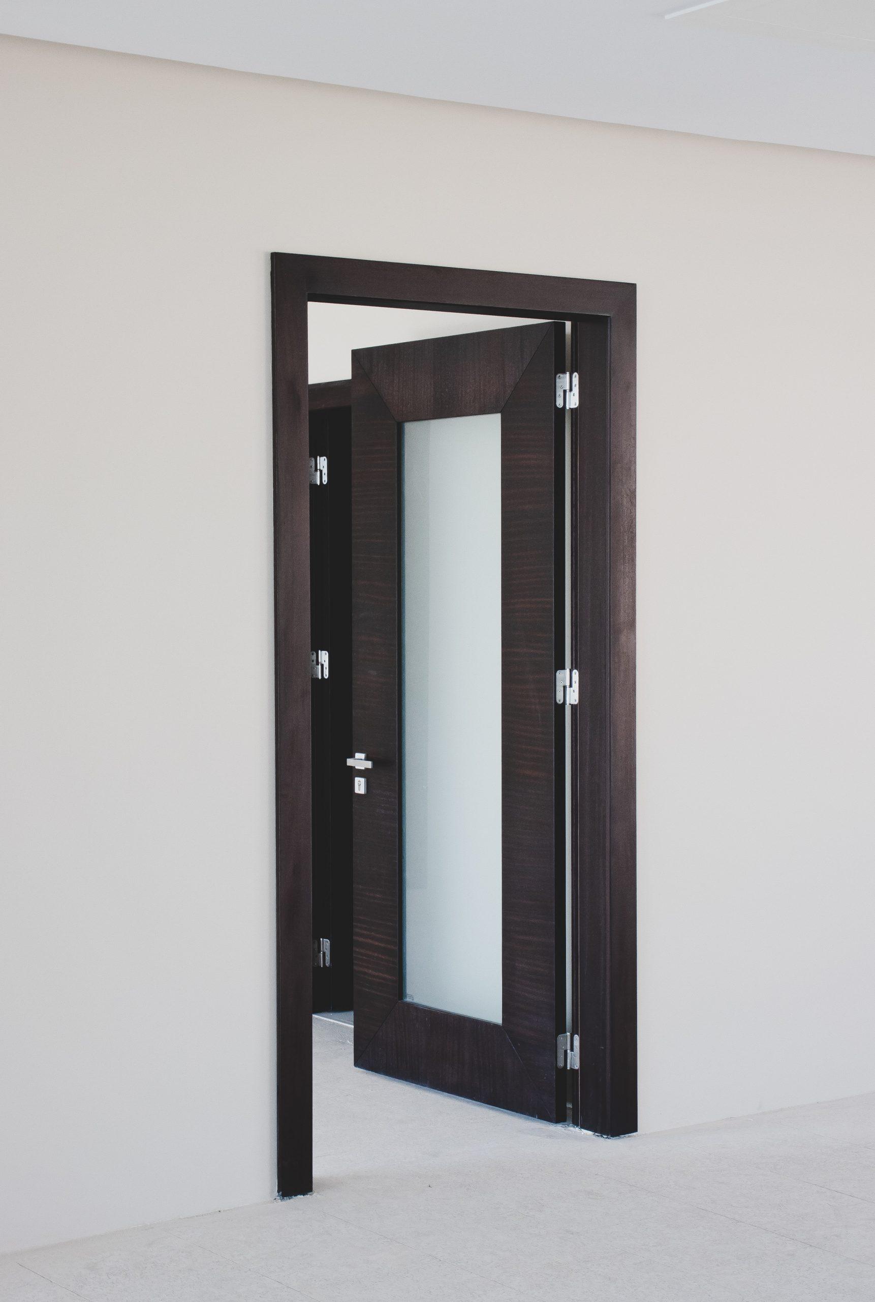 Wszystko, co musisz wiedzieć o drzwiach.